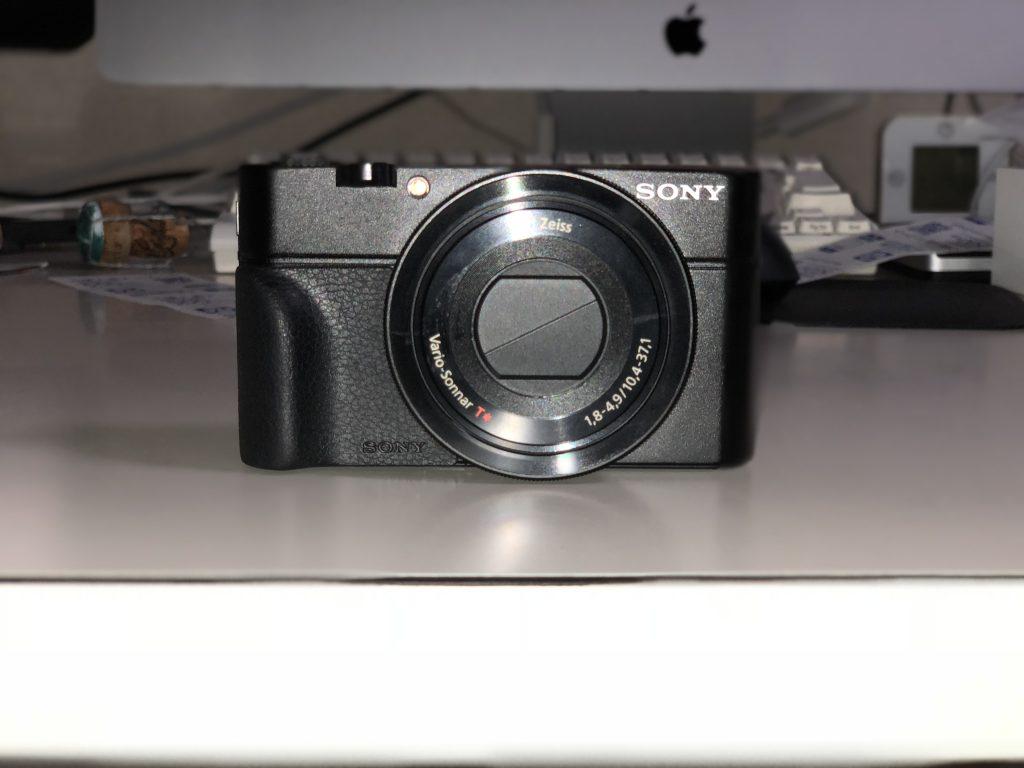 iPhone X ポートレードで写真を取ってみた
